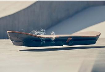 Lexus bouwt een 'hoverboard' #1