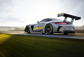Krachtigere Mercedes-AMG GT op komst #1