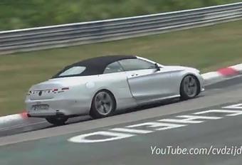 Mercedes Classe S: un cabriolet en 2016 #1