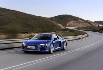 Audi R8: binnenkort met een 'kleine' turbomotor #1