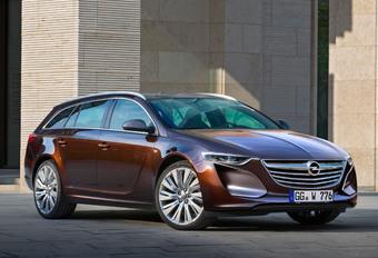 Opel Insignia Berline en Tourer 2016 #1