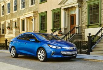 Chevrolet Volt: 85 kilometer elektrisch rijbereik #1