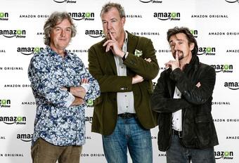 Jeremy Clarkson naar Amazon Prime #1