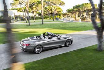 Mercedes S Cabriolet : retour en beauté #1