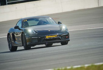 Essai pneu : Continental SportContact 6 #1
