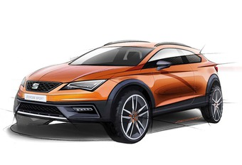 Seat Leon Cross Sport: tussen sportwagen en cross-over #1