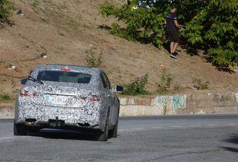 Opel Insignia bereidt opvolging voor #1