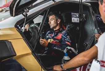 Sébastien Loeb (Peugeot 2008 DKR) : Dakar 2016