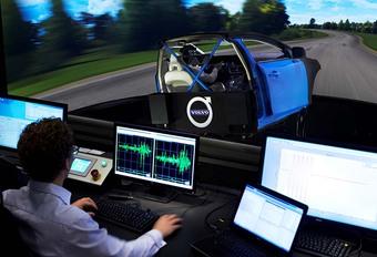 Volvo : le même simulateur que chez Porsche et Ferrari #1