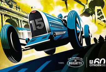 Bugatti's in de kijker op InterClassics Brussels #1