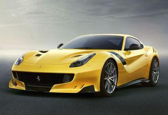 Hoe werkt het Virtual Short Wheelbase-systeem van de Ferrari F12tdf? #1