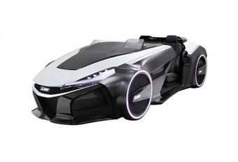 Mitsubishi Emirai Concept : une certaine vision de la sécurité #1