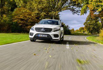 Mercedes GLE ook als 450 AMG Sport #1