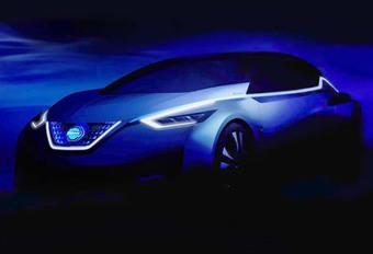 Nissan : un concept pour préfigurer la prochaine Leaf #1