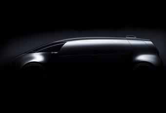 Teaser Mercedes Vision Tokyo : van autonome #1