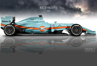 Heet Force India in 2016 Aston Martin F1? #1