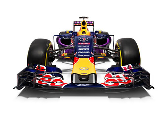 Met deze F1-motor rijdt Red Bull in 2016 #1