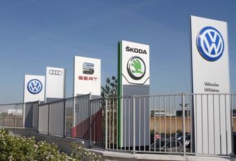 De zaak VW: D'Ieteren schort de verkoop op van  modellen die getroffen zijn door de CO2-onregelmatigheden #1