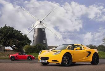 Lotus Elise Sport et Elise Sport 220 : petit régime #1