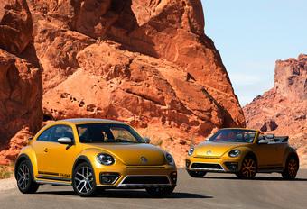 Productieversie VW Beetle Dune ook als Cabrio #1
