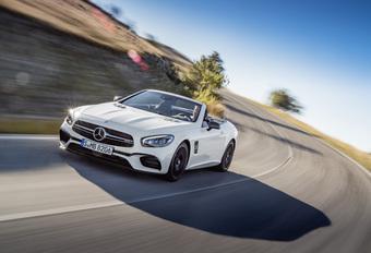 Mercedes SL : toutes les infos #1