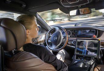 Interview | Zelfrijdende auto's: wat heeft Mercedes in petto? #1