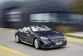 Mercedes-AMG S 65 Cabriolet : les oreilles vont siffler #1