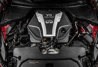 Infiniti V6 « VR » : nouveau biturbo 3.0 l pour 2016 #1