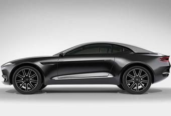 Elektrische Aston Martins gaat in samenwerking met het Chinese Letv #1