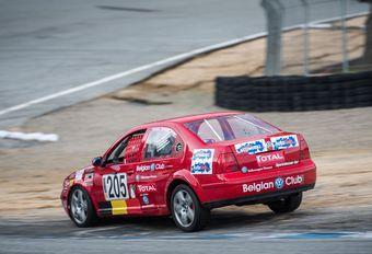 AutoGids-winnaars doen mee aan de Chump Car in Laguna Seca  #1