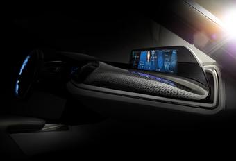 BMW i8 Spyder introduceert AirTouch-technologie #1
