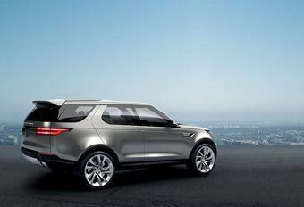 Wat weten we al over de Land Rover Discovery 5? #1