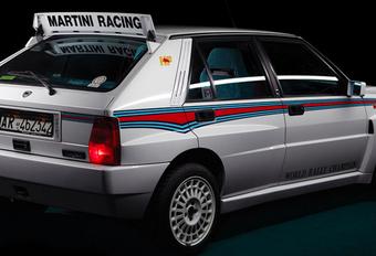 Lancia Delta Integrale aux enchères #1