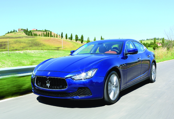 Autosalon Brussel 2016: Maserati (Paleis 1) #1