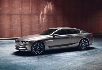 BMW aurait approuvé la Série 9 #1