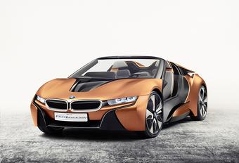 BMW AirTouch et autres technologies au CES #1