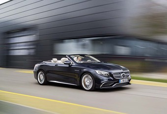 Mercedes-AMG S 65 cabriolet : mélodie en ciel majeur #1
