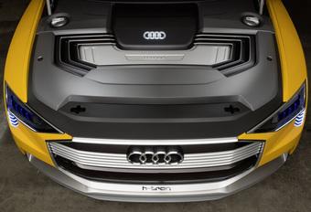 Productieversie Audi H-Tron in 2021, met hulp van Hyundai #1