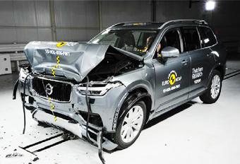 De 10 (on)veiligste auto's van 2015 volgens Euro NCAP #1