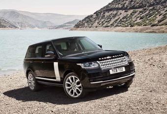 Range Rover heeft trouwste cliënteel in de VS #1