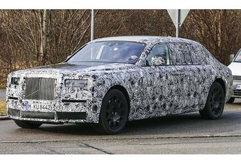 Rolls-Royce Phantom : en 2019 #1