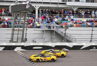 Ligier- en Corvette-zeges in 24 Uur Daytona #1