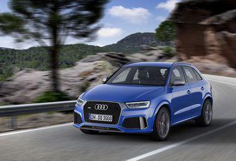 Audi RS Q3 Performance: een extraatje voor Genève #1