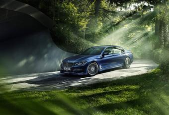 Deze B7 Bi-Turbo is de BMW M7 van Alpina #1