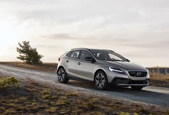Nieuwe snoet voor Volvo V40 #1