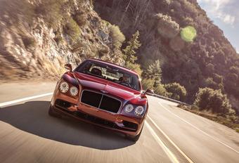 Sportieve S-versie voor de Bentley Flying Spur V8 #1