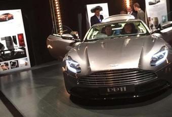 Aston Martin: de DB11 onthuld #1