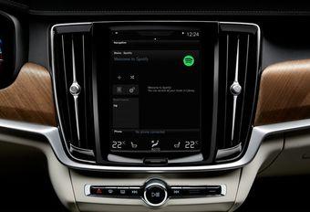 Volvo : une appli Spotify embarquée pour tous #1
