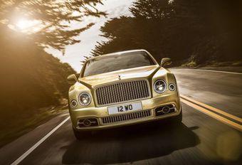 Bentley Mulsanne: derde variant #1