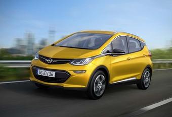 Opel Ampera-e : première télé #1